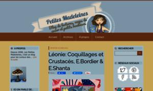 Petitesmadeleines.fr thumbnail