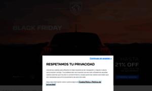 Peugeot.cl thumbnail