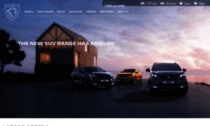 Peugeot.com.my thumbnail