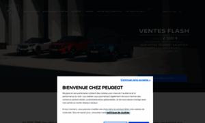 Peugeot.fr thumbnail