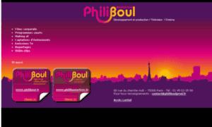 Philiboulprod.fr thumbnail