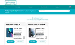 Phones.co.uk thumbnail