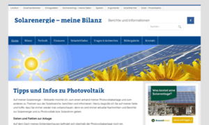 Photovoltaik-kress.de thumbnail