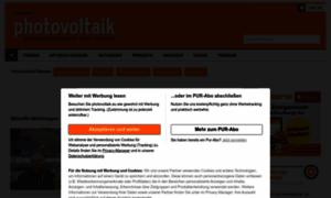 Photovoltaik.eu thumbnail