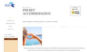 Phuket-accommodation.org thumbnail
