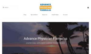 Physicianformulas.com thumbnail