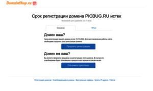 Picbug.ru thumbnail