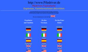 Piledriver.de thumbnail
