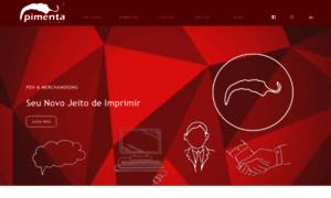 Pimentaprint.com.br thumbnail