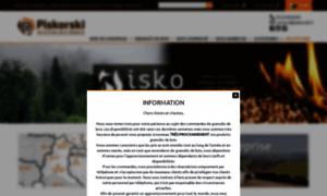 Piskorski-bois-energie.fr thumbnail