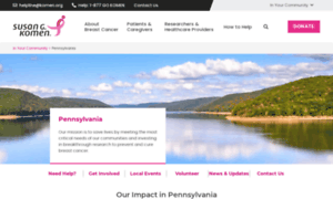 Pittsburgh.info-komen.org thumbnail