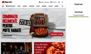Pizzahut.ro thumbnail
