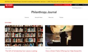 Pj.news.chass.ncsu.edu thumbnail