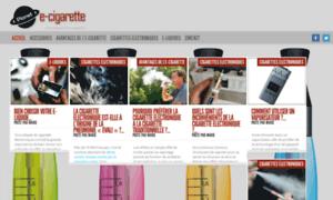 Planetecigarette.fr thumbnail