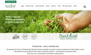 Plantextrakt.ro thumbnail