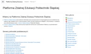 Platforma.polsl.pl thumbnail