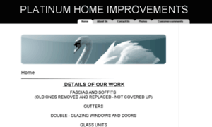 Platinumhomeimprovements.co.uk thumbnail