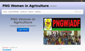 Pngwomeninagriculture.org thumbnail