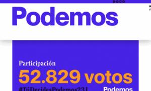 Podemos.info thumbnail
