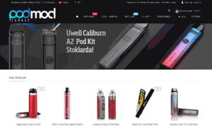 podmodturkey.net - Pod Mod ve Salt Likit Online Satış Sitesi - Pod Mod Turkey