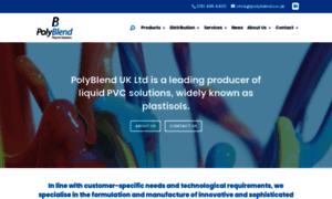 Polyblend.co.uk thumbnail