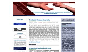 Pomagamy.walbrzych.pl thumbnail