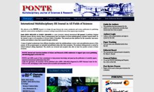 Pontejournal.net thumbnail