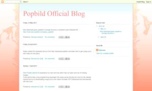 Popbildcom.blogspot.in thumbnail