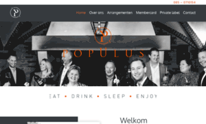 Populus.nl thumbnail