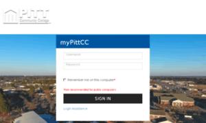 Portal.pittcc.edu thumbnail