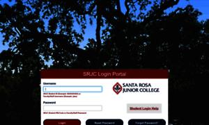 Portal.santarosa.edu thumbnail