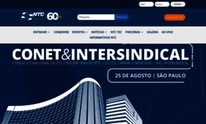 Portalntc.org.br thumbnail