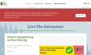 Porthardy.ca thumbnail