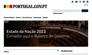 Portugal.gov.pt thumbnail
