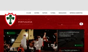 Portuguesa.com.br thumbnail