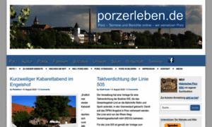 Porzerleben.de thumbnail