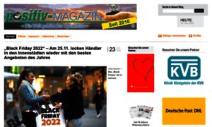 Positiv-magazin.de thumbnail