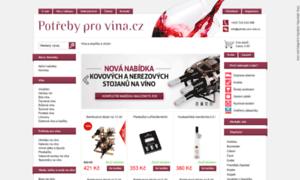 Potreby-pro-vina.cz thumbnail