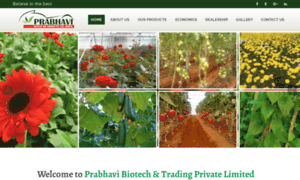Prabhavibiotech.in thumbnail