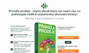 Pravidlaprodeje.cannyapp.cz thumbnail