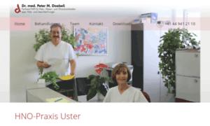 Praxis-doebeli.ch thumbnail