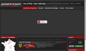 Prestigevents.fr thumbnail