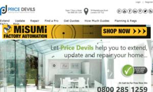 Pricedevils.net thumbnail