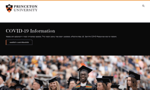 Princeton.edu thumbnail
