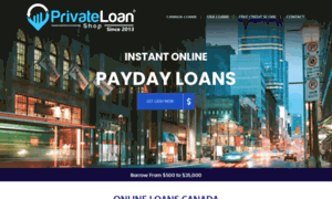 Privateloanshop.com thumbnail
