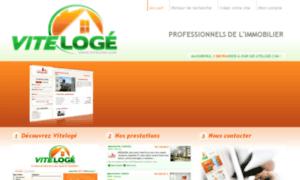 Pro.viteloge.com thumbnail