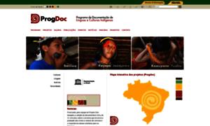 Prodoc.museudoindio.gov.br thumbnail