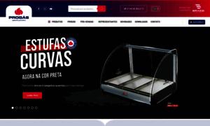 Progas.com.br thumbnail
