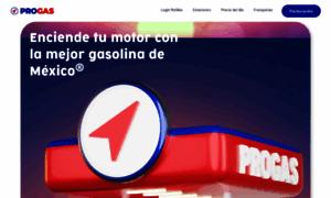 Progas.com.mx thumbnail