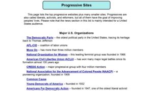 Progressive-sites.net thumbnail